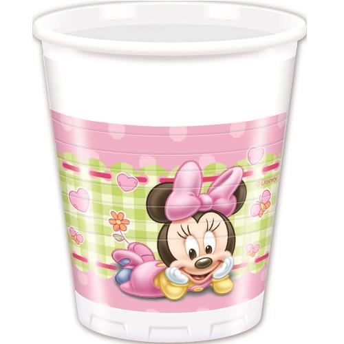 Bicchieri Baby Minnie